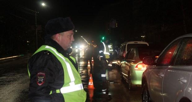 «Контроль трезвости» на дорогах Евпатории