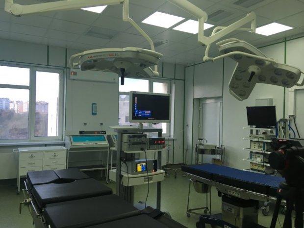 Севастопольский Центр охраны здоровья матери и ребёнка получили новое оборудование
