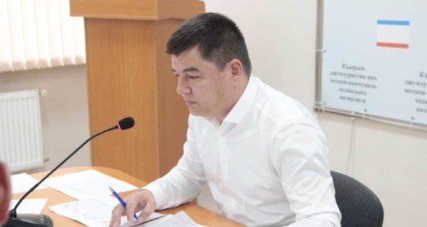 Назначен ИО министра ЖКХ Крыма
