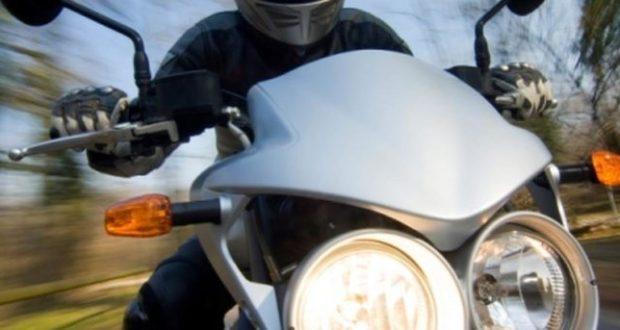 В Севастополе местный житель лишился мотоцикла стоимостью 200 тысяч рублей