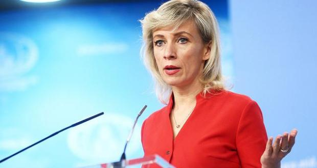 Мария Захарова прокомментировала ситуацию вокруг Керченского пролива