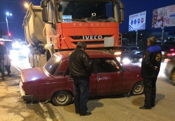 Три ДТП в разных крымских городах. Ищем отличия