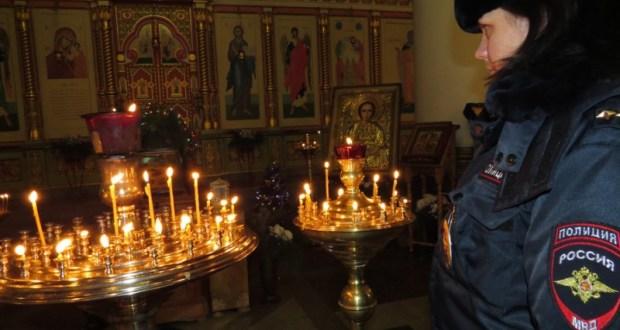 Полиция Севастополя в ночь с 6 на 7 января будет работать в спецрежиме