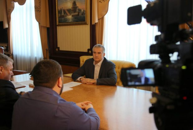 В Крыму – новый руководитель республиканского Центра медицины катастроф и скорой помощи