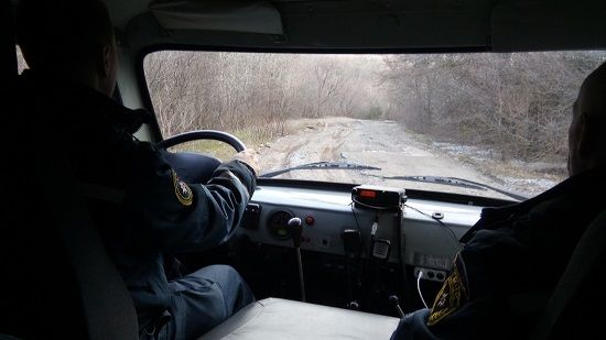 В Крыму несколько часов искали заблудившихся… нетрезвых грубиянов