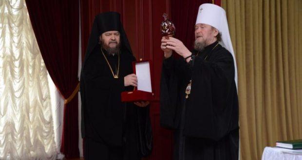 Симферопольская и Крымская епархия подтвердила верность Патриарху Кириллу