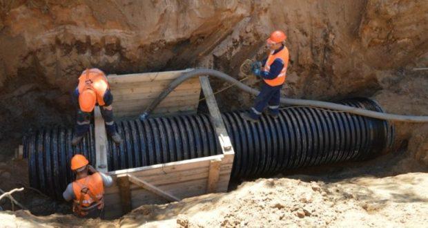 В Симферополе разрабатывают проект канализационного коллектора