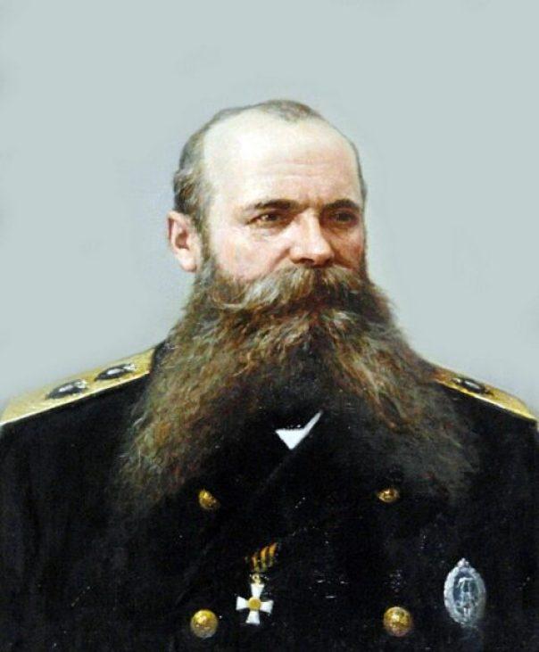 На Черноморском флоте отпраздновали 170-летие со дня рождения адмирала Макарова