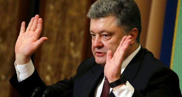 Порошенко снова «идет в президенты» и прочит «холодный мир» с Россией