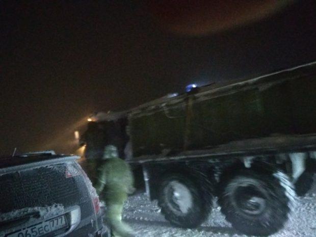 Есть движение транспорта с плато Ай-Петри! МЧС, «Крымавтодор» и военные расчистили дорогу