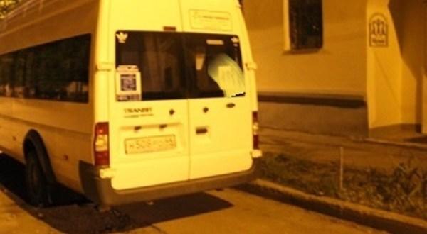 В Севастополе местный житель украл выручку из маршрутки