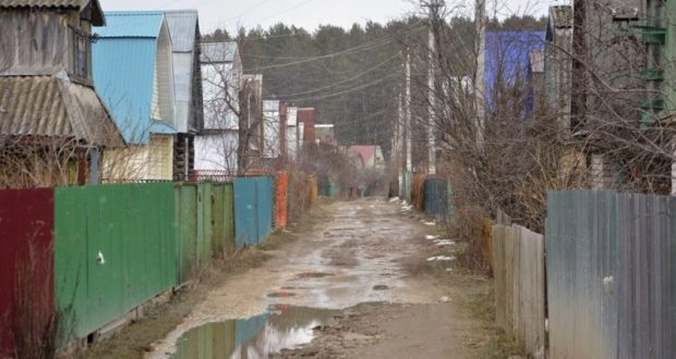 Дачники в России отныне вне закона!