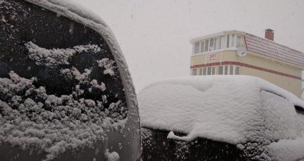 В районе Ангарского перевала – снегопад, в Симферополе и на ЮБК – дождь