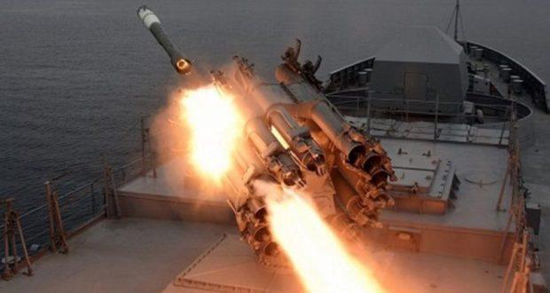 Украинскому флоту нужны ракетные комплексы, чтобы наносить наземные удары