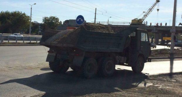 В ОНФ считают: в Крыму должен быть усилен контроль за движением перегруженного транспорта на дорогах