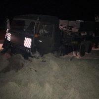 Смертельное ДТП на трассе «Таврида»: КАМАЗ раздавил «Ладу»