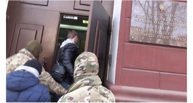 """Девять крымчан, участвовавших в деятельности запрещённой """"Хизб ут-Тахрир"""", арестованы"""