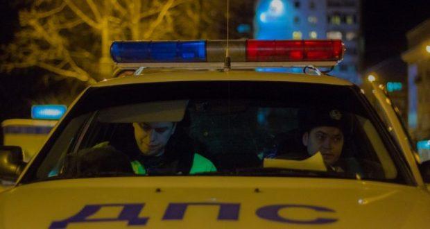 Погоня в Симферополе. Инспекторы ГИБДД догнали нетрезвого «гонщика»