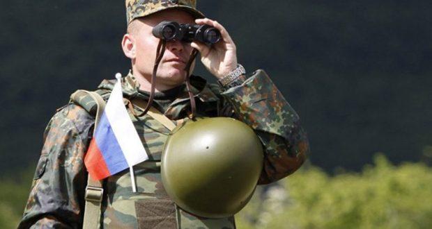 В Крыму на границе с Украиной усилили меры безопасности