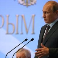 С кем встретится Владимир Путин в Крыму