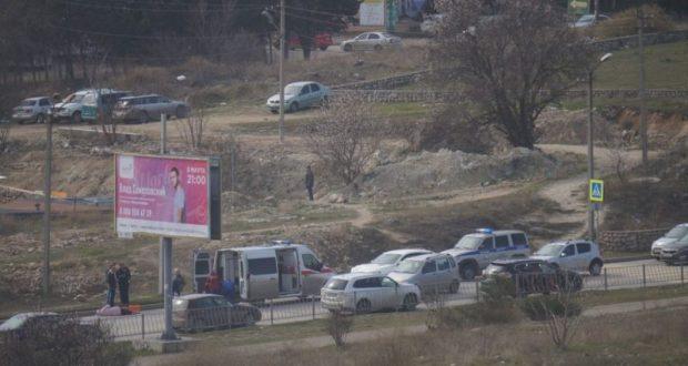 ДТП в Севастополе: на «зебре» сбили женщину-пешехода