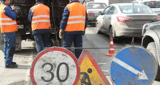 В Симферополе продолжают «оптимизировать» улично-дорожную сеть