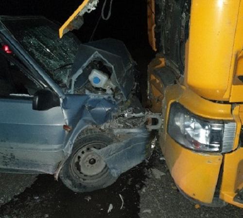 ДТП на трассе «Симферополь – Армянск». Трое пострадавших, в том числе ребенок