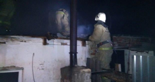 Хроники ЧП в Крыму: за одни сутки - 12 пожаров