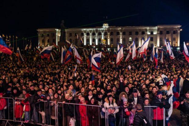 Не Шуфутинский, а Тимати и «Любэ»! Еще раз о праздничном концерте в Симферополе 18 марта
