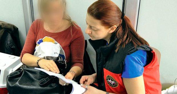 С жертвами смертельного ДТП на дороге «Заветное – Керчь» работают психологи МЧС