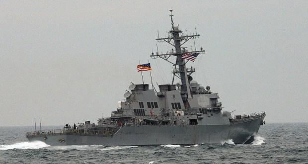 Эсминец ВМС США «Ross» вошел в Черное море. Его «плотно опекают» корабли Черноморского флота