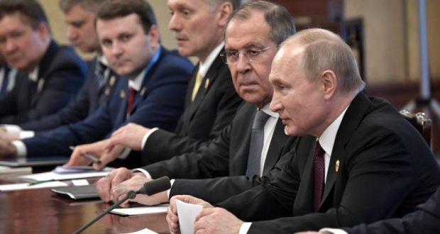 Владимир Путин рассчитывает на визит турецкого лидера Реджепа Тайипа Эрдогана в Крым