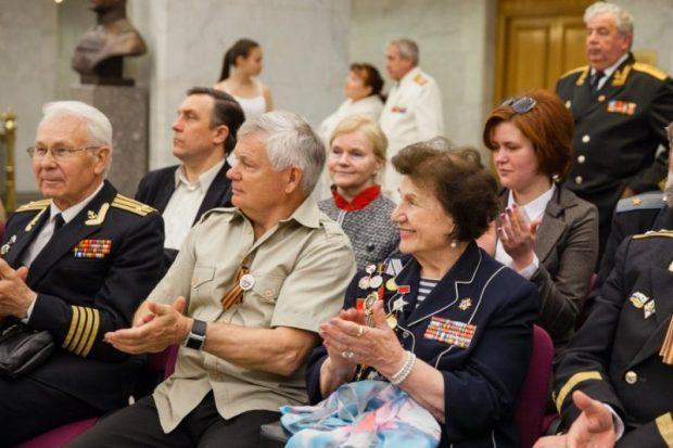 В Москве состоялось торжественное мероприятие «Севастопольский вальс»