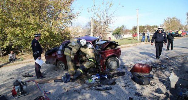 Крым в рейтинге самых опасных дорог России – в числе антилидеров
