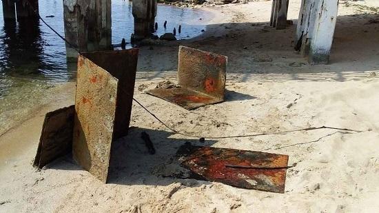 Водолазы «КРЫМ-СПАС» проверяют пляжи ЕвпаторииВодолазы «КРЫМ-СПАС» проверяют пляжи Евпатории