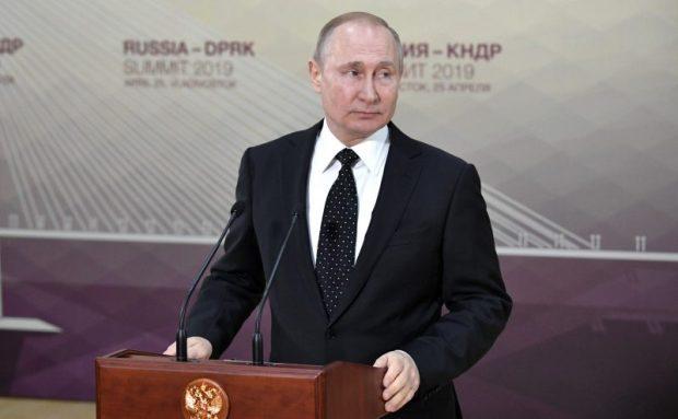 Чем русские хуже? Владимир Путин рассказал о паспортах для граждан ДНР и ЛНР