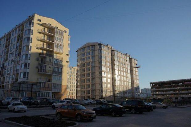 В Севастополе введут в эксплуатацию долгострой на пр. Античный
