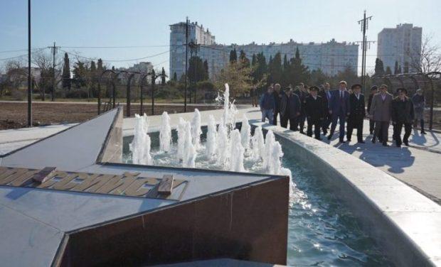Власти Севастополя уверяют: работы в Парке Победы завершат ко Дню Победы