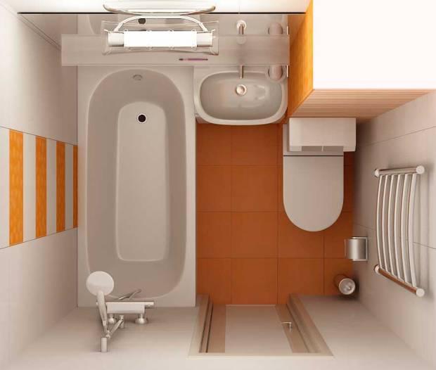 """""""Комната для раздумий"""" или... как комфортно обустроить небольшой туалет"""