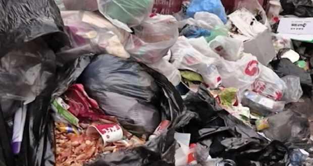 Поселкам Большой Ялты грозит «мусорный коллапс»