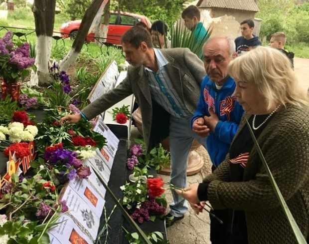 Как отпраздновал День Победы маленький балаклавский поселок – Первое отделение «Золотой балки»