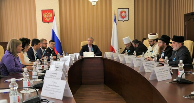 Состоялось заседание Межконфессионального совета Крыма «Мир – Дар Божий»