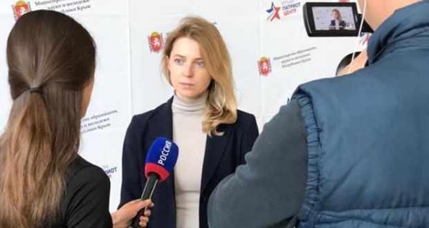 Наталья Поклонская подвела итоги приема граждан в Керчи