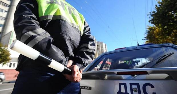 В Феодосии инспекторы ГИБДД задержали даму… Нет, не с камелиями, а с наркотиками