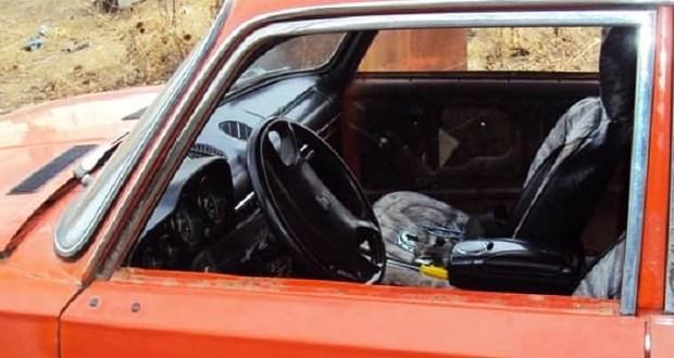 Как угоняют автомобили в Симферополе