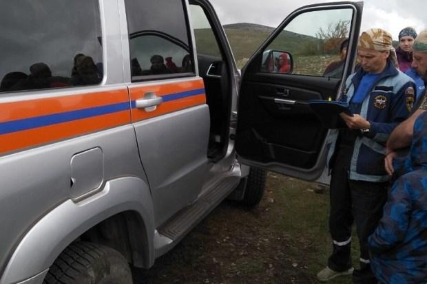 За прошедшие сутки специалисты «КРЫМ-СПАС» дважды оказали помощь в горах