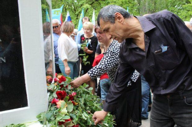 В Севастополе вспоминали трагические события 75-летней давности