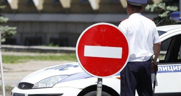 Перекрытие движения 9 мая в Симферополе. Обновленная и уточненная информация (водителям в помощь)