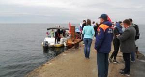 В Севастополе прошёл ежегодный марафонский заплыв