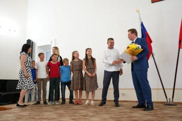 В Севастополе выдали очередные сертификаты на приобретение жилья